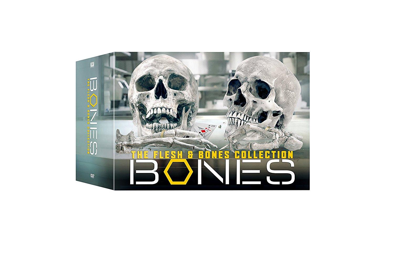 Bones: The Complete Series: Flesh & Bones Collection (67 Disc DVD) $59.99 + Free Shipping via Amazon