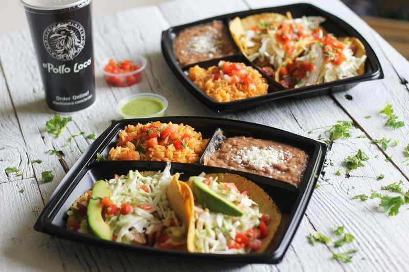 El Pollo Loco Restaurant: Any Taco Platter B1G1 Free Coupon for National Taco Day (Valid Oct 4 Only)