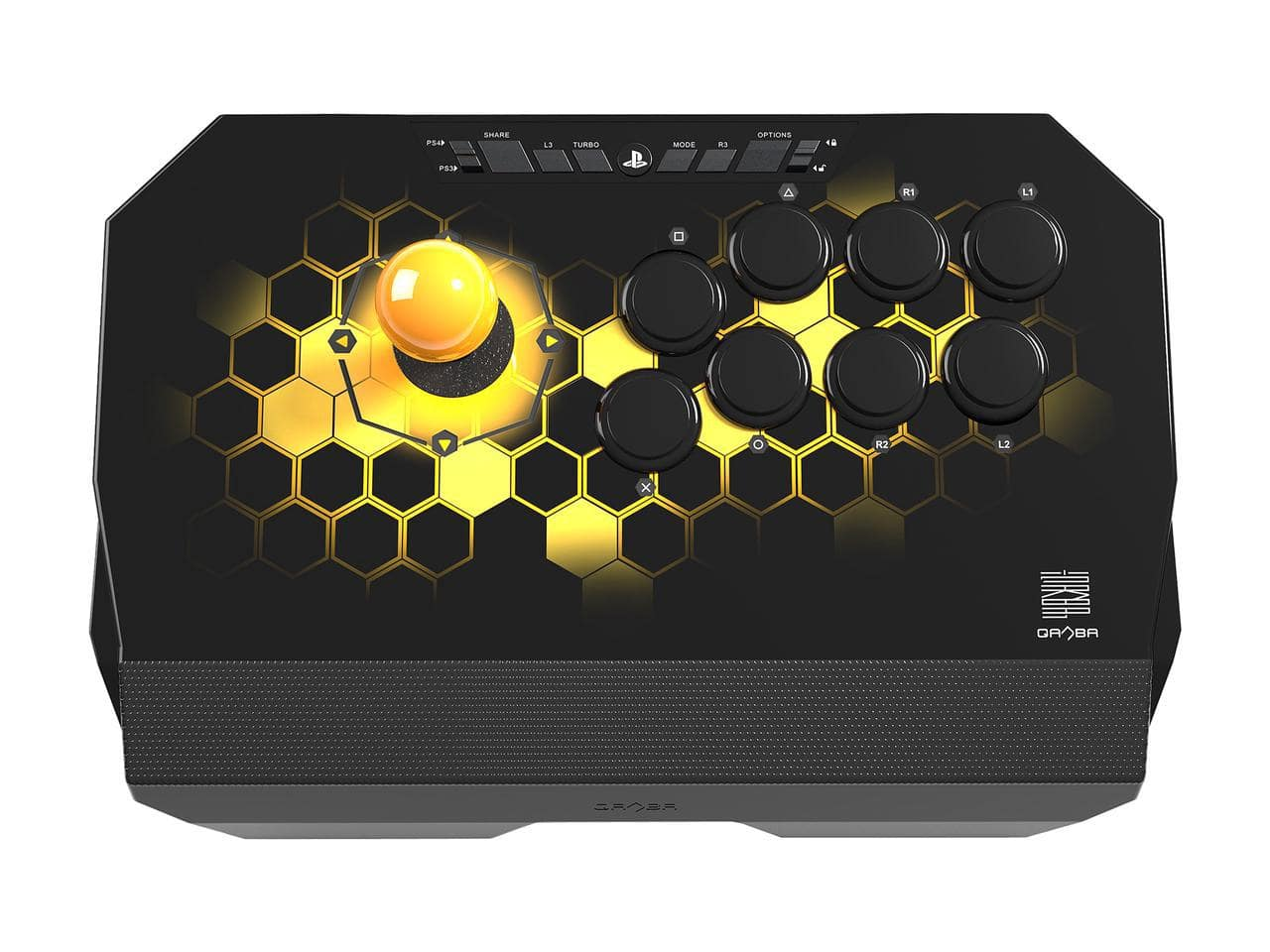 Qanba Drone Joystick for PS4/PlayStation 3 or PC $39.99 AC + Free Shipping via Newegg