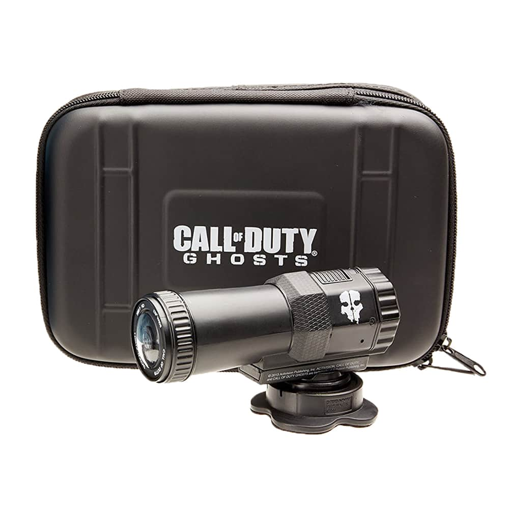 Call of Duty: Ghosts 1080p HD Shock Proof/Water Resistant Action Tactical Camera $12.99 + Free Shipping