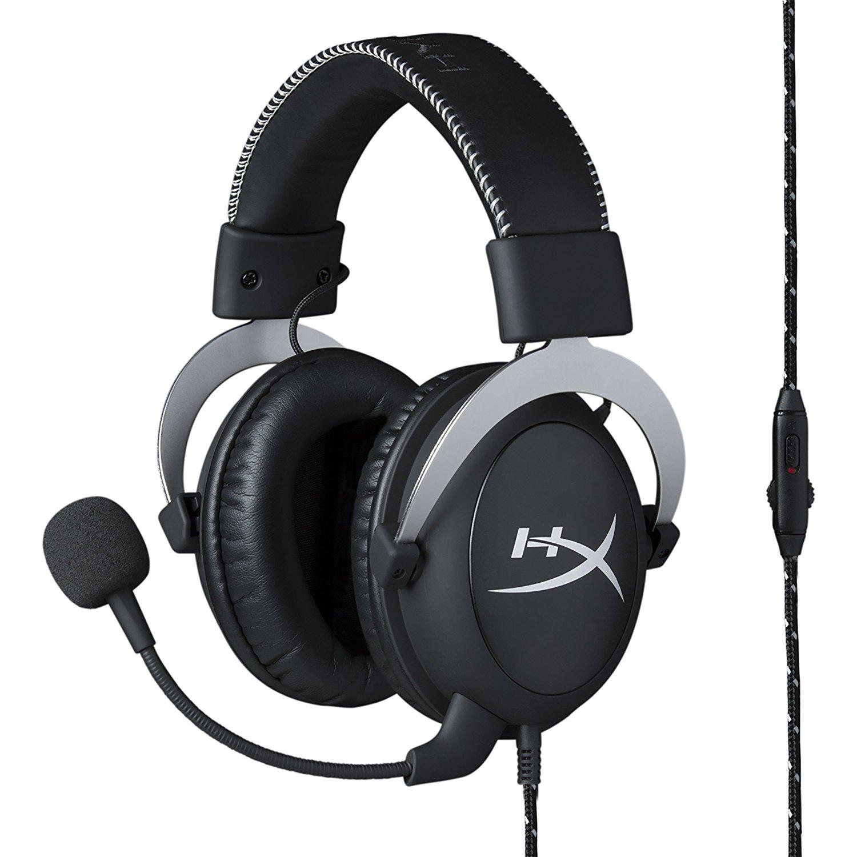 Kingston HyperX CloudX Pro Gaming Headset $69.99 AC + Free Shipping via Newegg