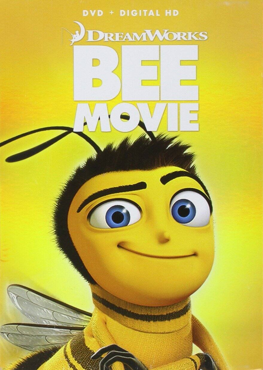 Bee Movie (DVD + Digital HD) $3.74 + Free In-Store Pickup via Walmart/Amazon