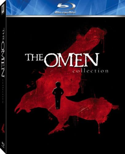 The Omen Collection (Blu-Ray) $8.99 + Free Shipping via Frys