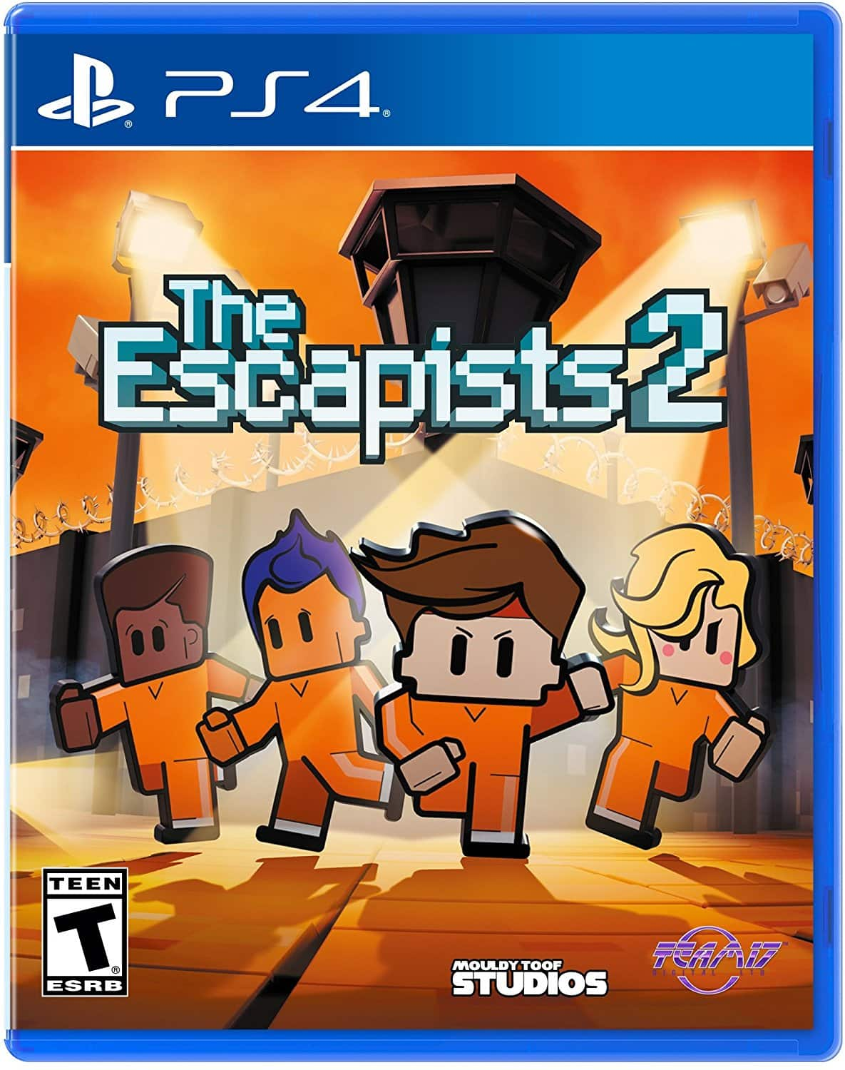 The Escapists 2 (PS4 or Xbox One) $19.99 + Free In-Store Pickup via GameStop