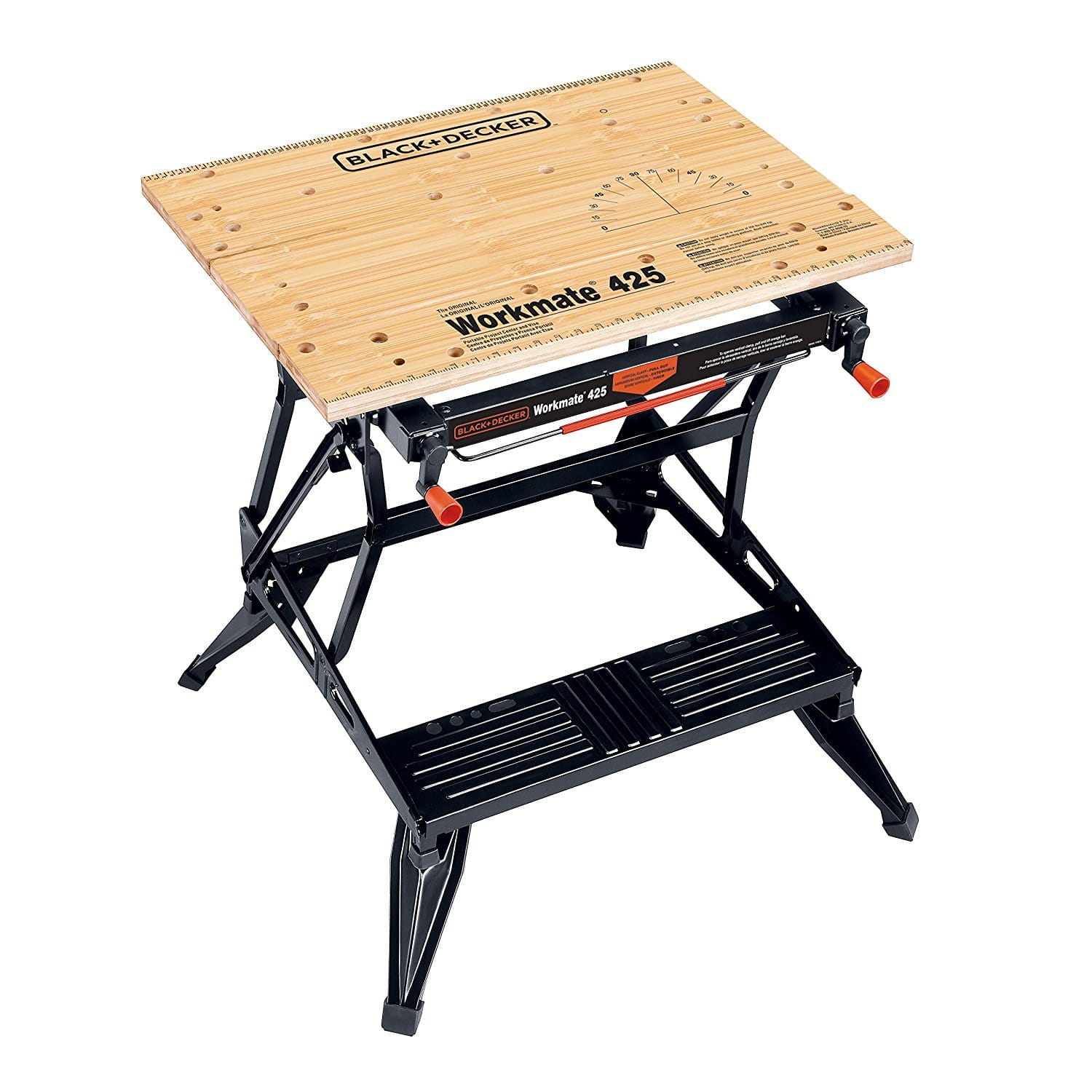 Black & Decker WM425-A Portable 550-Pound Project Center & Vice Stand $79.99 + Free Shipping via Amazon