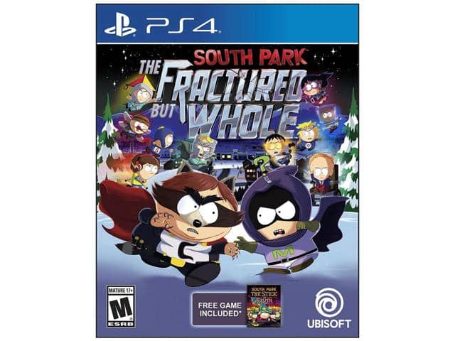 South Park: The Fractured But Whole (PS4 or Xbox One) $44.99 AC via Newegg