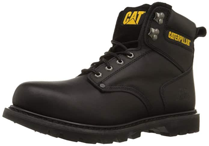 "Men's Work/Safety Boots: Men's Caterpillar 2nd Shift 6"" Plain Soft-Toe Work Boot (various sizes/colors) $52.29 & More + Free Shipping via Amazon"