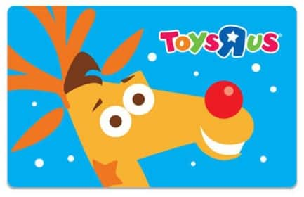 Toys R Us Gift Card (Digital eGift Card or Physical): $200 GC for $180, $150 GC for $135, $50 GC for $45, $25 GC for $22.50 via Toys R Us
