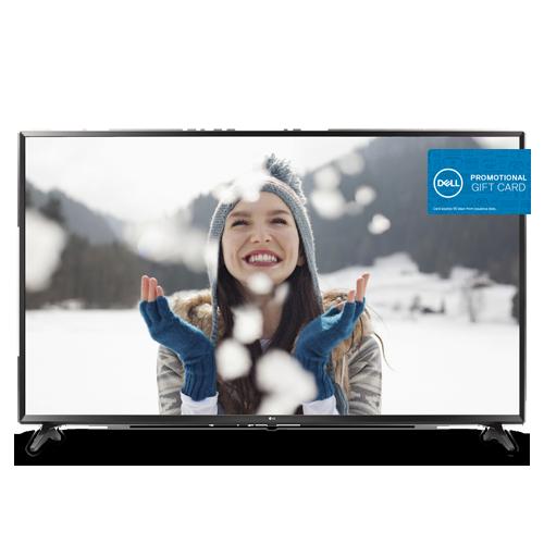 "65"" LG 65UJ6300 4K Ultra Smart HDTV + $150 Dell eGift Card $799.99 + Free Shipping"