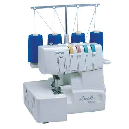 Brother 1034D 3/4 Thread Serger w/ Differential Feed $134.99 + Free Shipping via Amazon