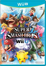Pre-Owned Video Game Bundles: 3 for $60 or Less (Super Smash Bros. Wii U, Super Mario Maker, Mario Kart 8, Splatoon), 3 for $40 or Less (Pokemon X, Y, Omega Ruby, or Alpha Saphire)