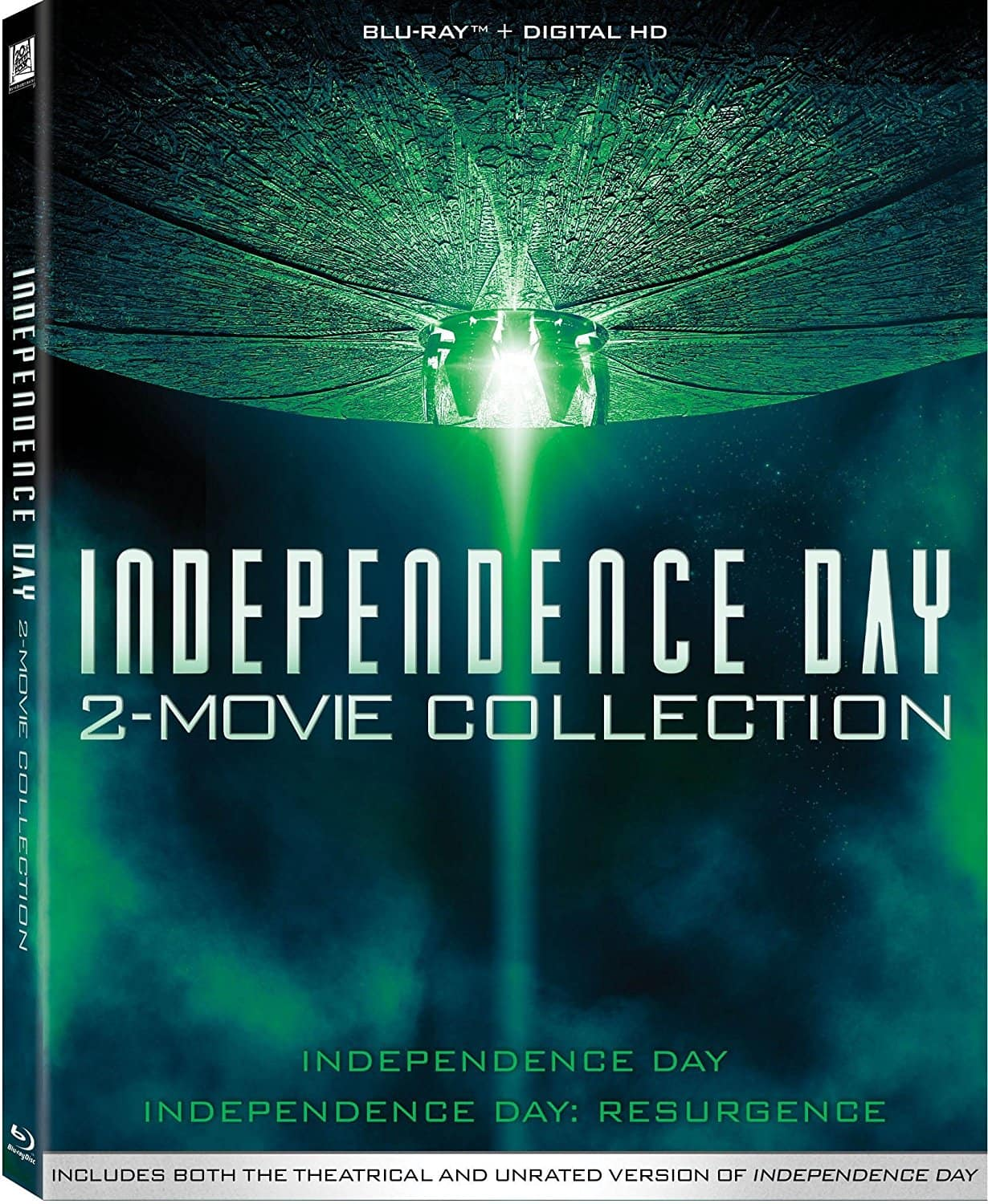 Independence Day + Independence Day: Resurgence (Blu-Ray + Digital HD) $9.96 via Amazon/Best Buy