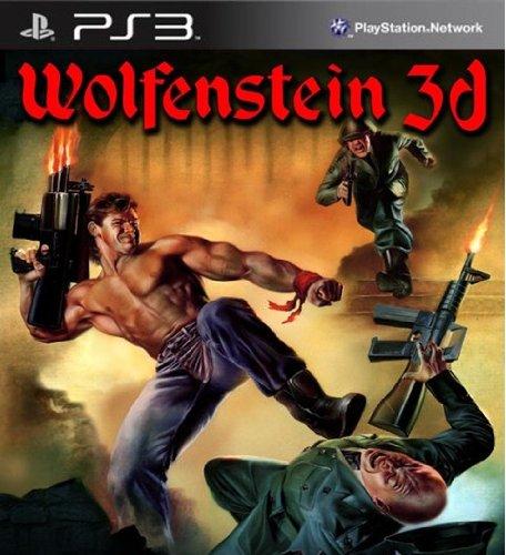 Wolfenstein 3D (PS3 Digital Code)