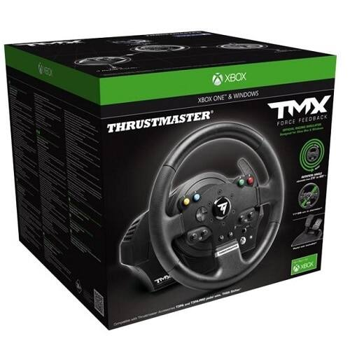 Thrustmaster TMX Force Feedback Wheel & Pedal Set for PC/Xbox One $149 + Free Shipping via Dell
