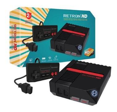 Hyperkin RetroN 1 HD Gaming Console for NES (Black) $14.99 + Free Shipping via Newegg