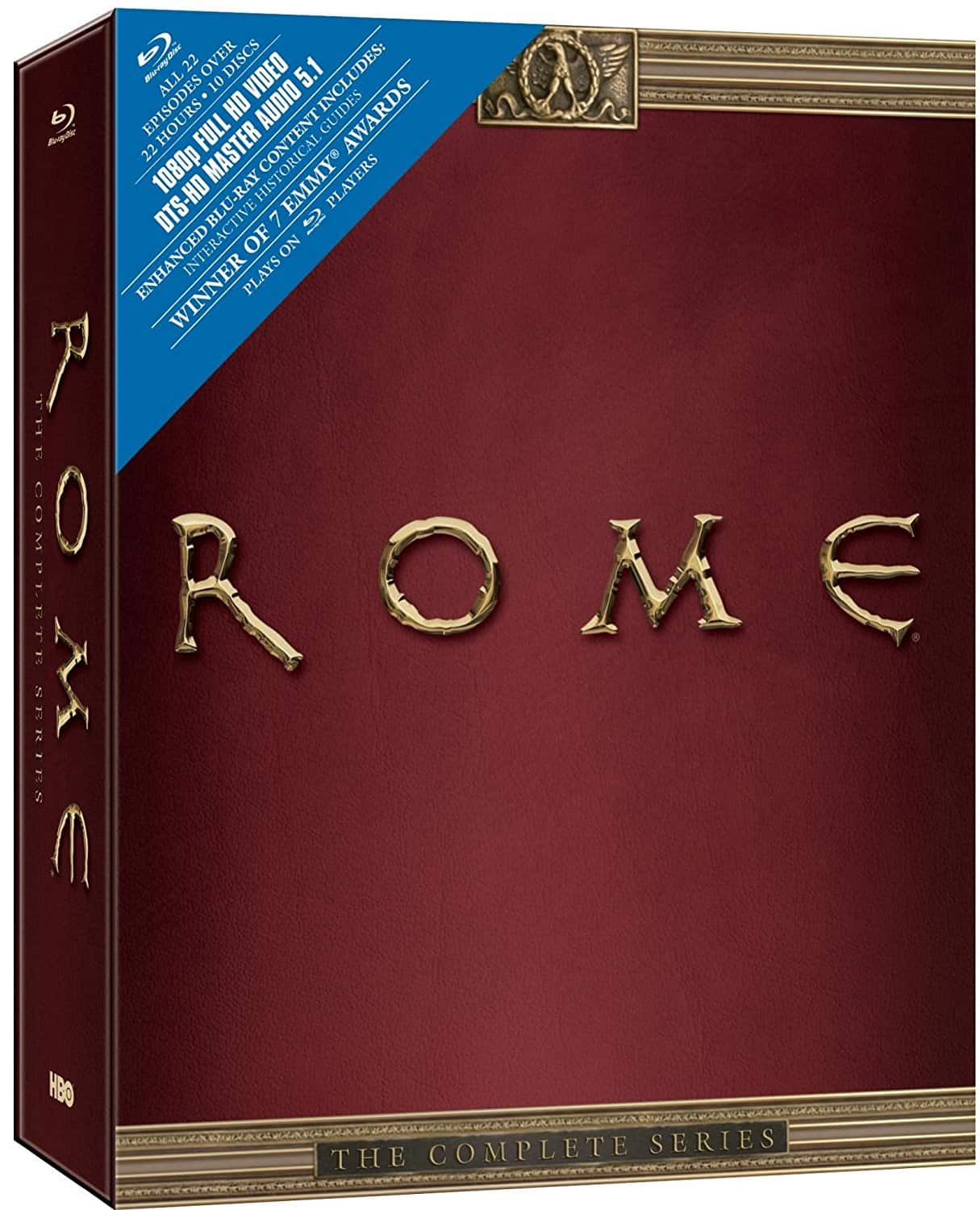 Rome: The Complete Series (Blu-ray) $29.99 + Free Shipping via Amazon