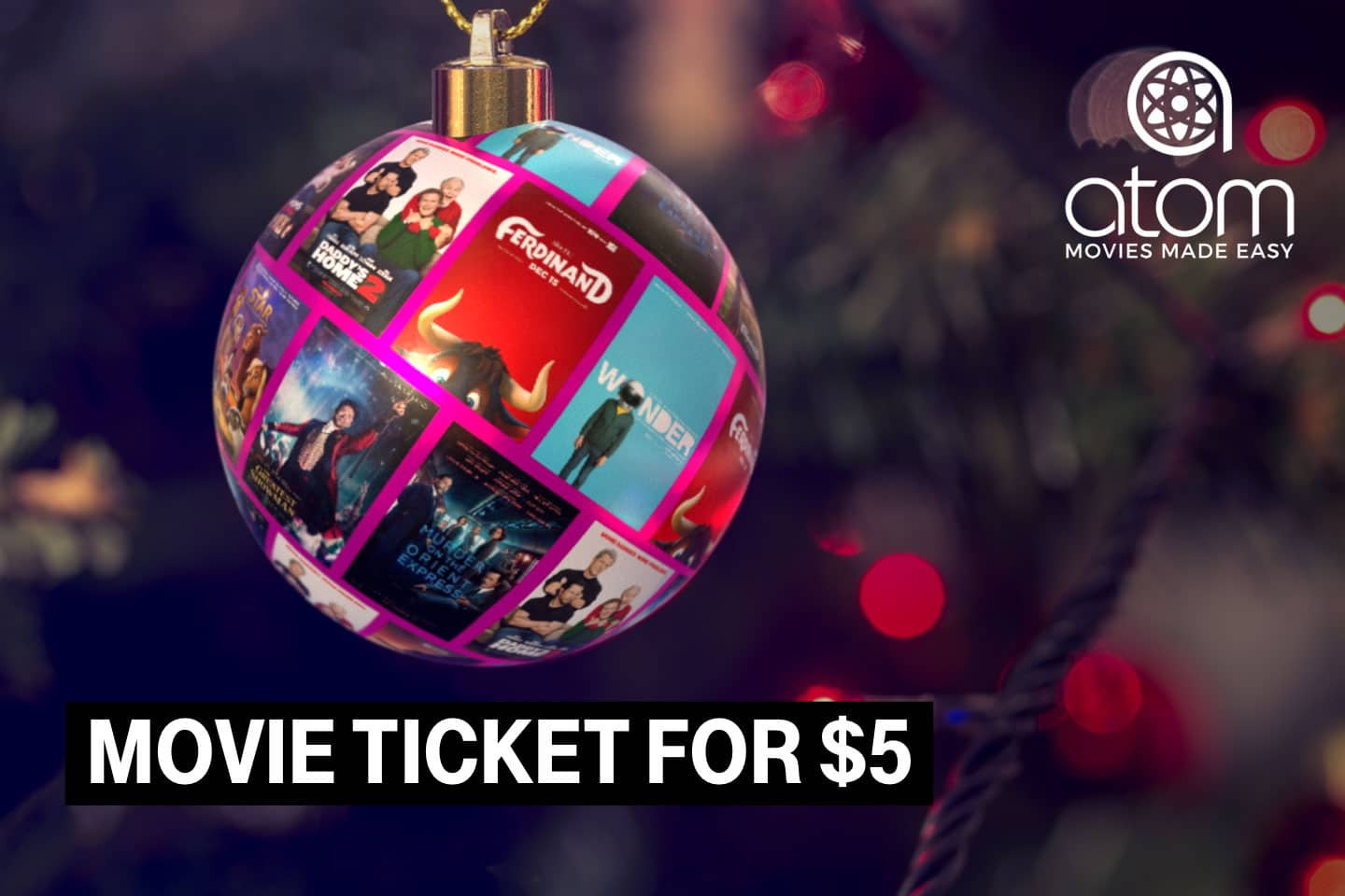 Gallons Of Gas Free Movie Ticket