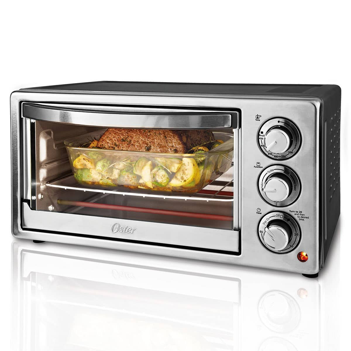 Oster 6-Slice Convection Toaster Oven $30 + Free Shipping via Rakuten