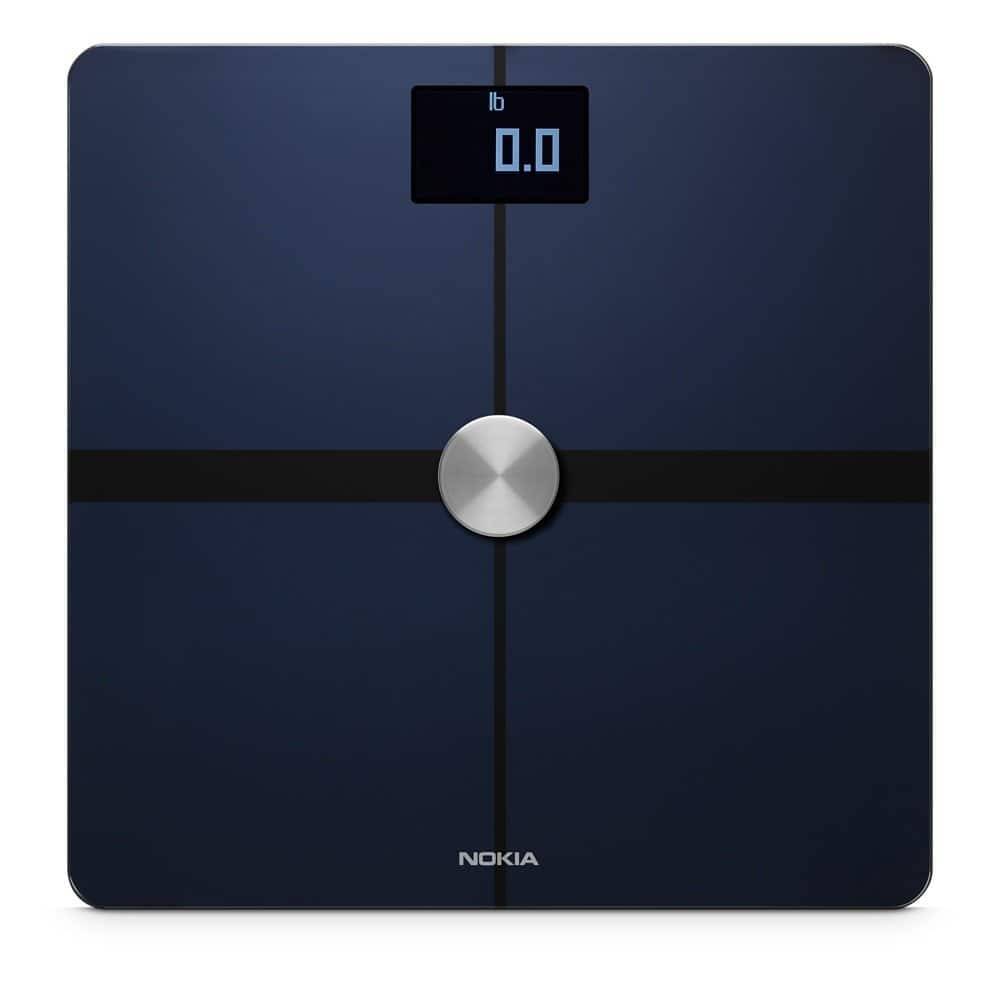 Nokia Body+ Body Composition WiFi Scale (Black or White) $59.97 + Free Shipping via Amazon