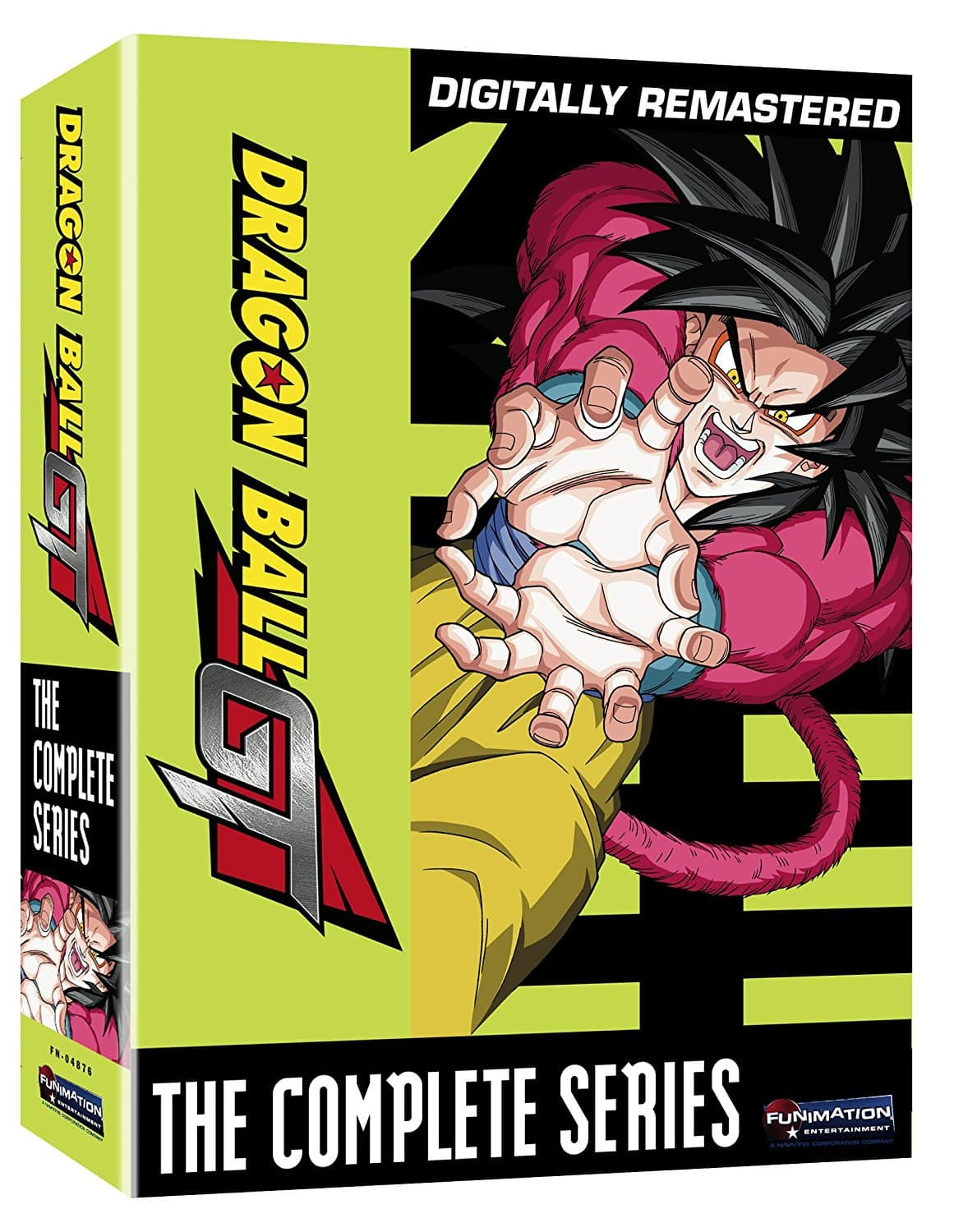 Dragon Ball GT: The Complete Series Box Set (10-Disc DVD) $22.96 + Free Shipping for Prime Members via Amazon