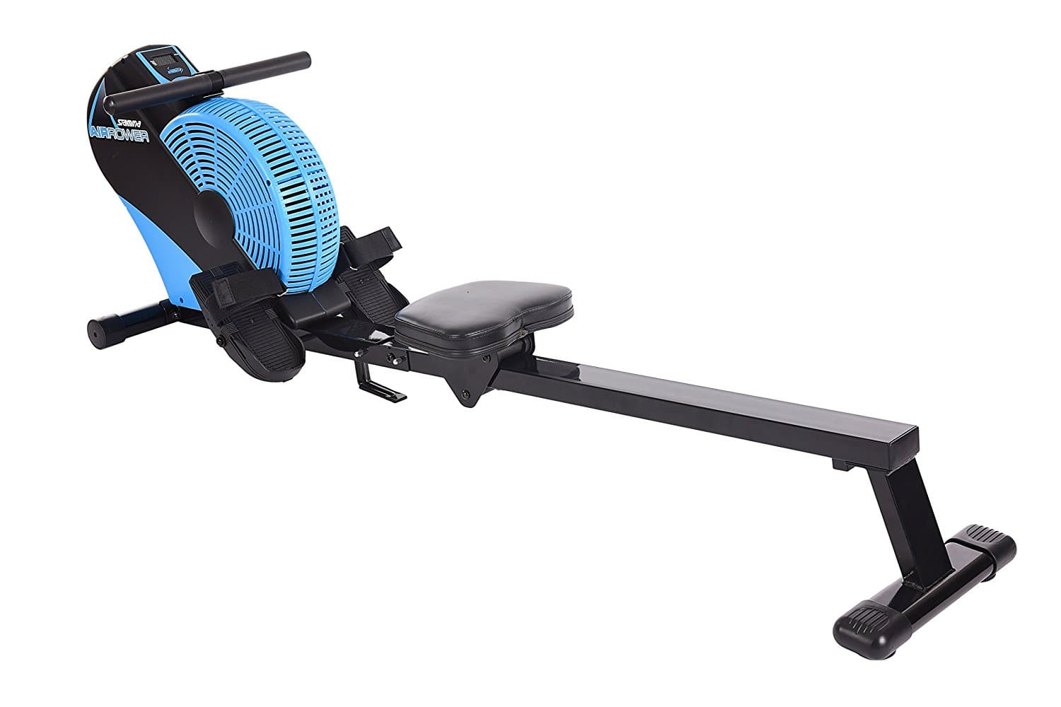 Stamina ATS Air Rower Cardio Trainer Machine (Black/Blue) $229.99 + Free Shipping
