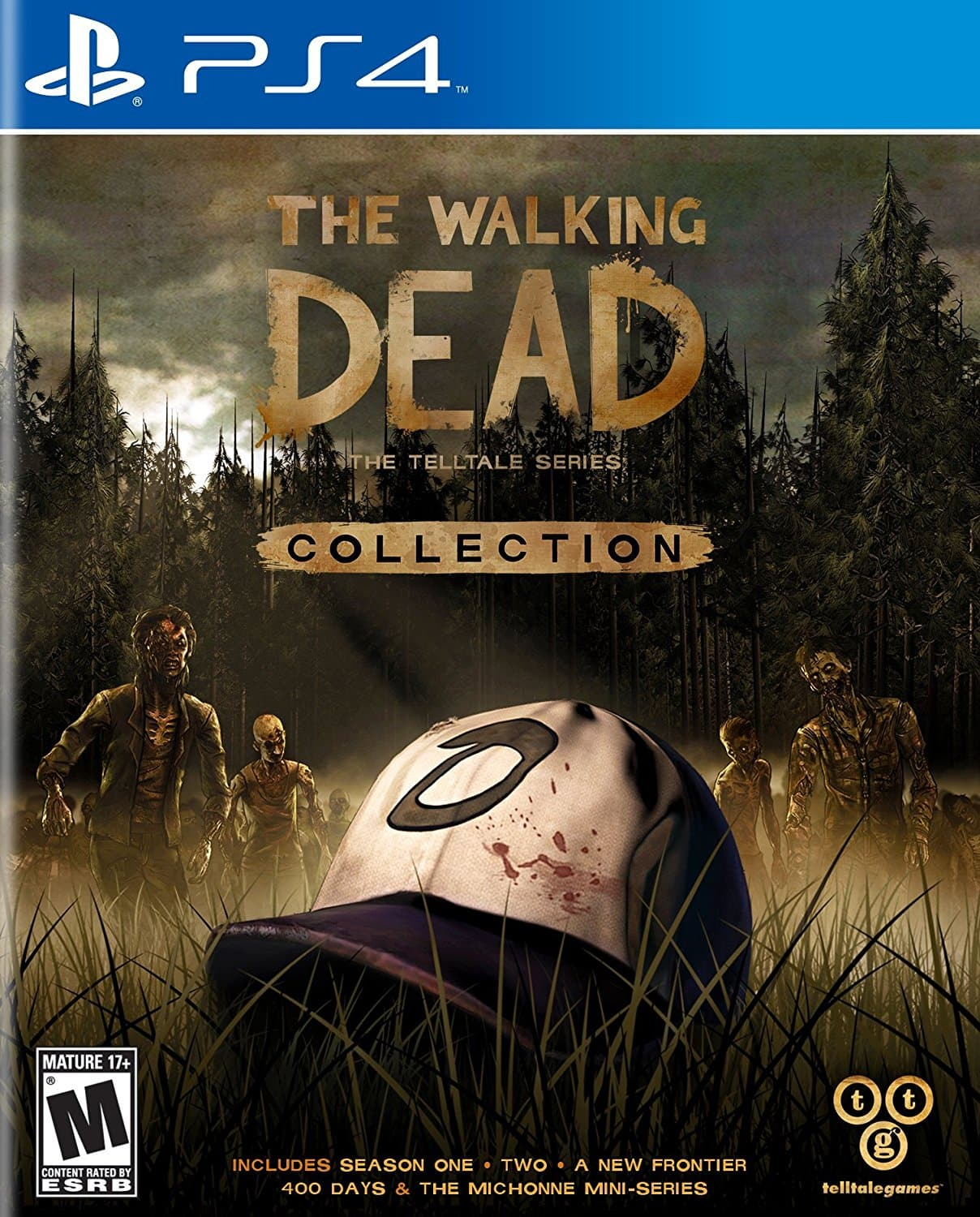 The Walking Dead: The Telltale Series Collection (PS4 or Xbox One) $39.99 + Free Shipping via Amazon