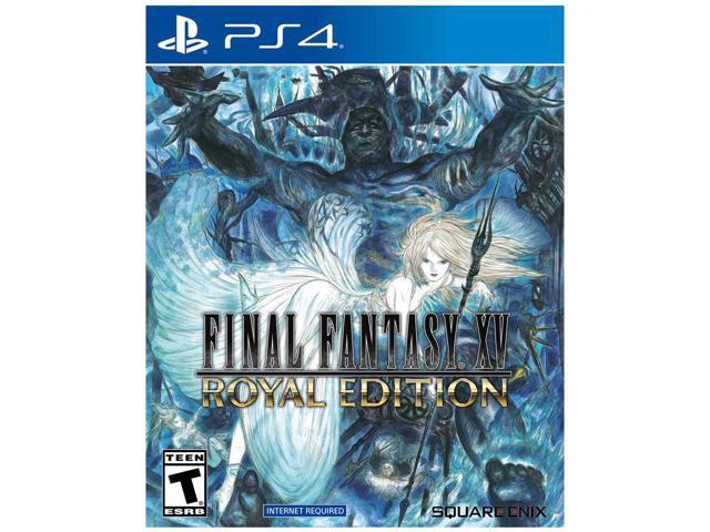 Final Fantasy XV Royal Edition Pre-Order (PS4 or Xbox One) $39.99 + Free Shipping via Newegg
