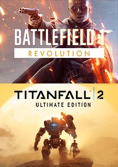 Battlefield 1 Revolution + Titanfall 2 Ultimate Bundle (PC Digital Download) $31.99 via EA Origin
