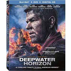 Deepwater Horizon or Hell Or High Water (Blu-Ray + DVD + Digital HD) $4.99 + Free In-Store Pickup via Fry's