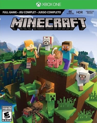 Minecraft + Explorer's Pack Add-On + Minecraft: Story Mode The Complete Adventure Bundle (Xbox One Digital Codes) $15