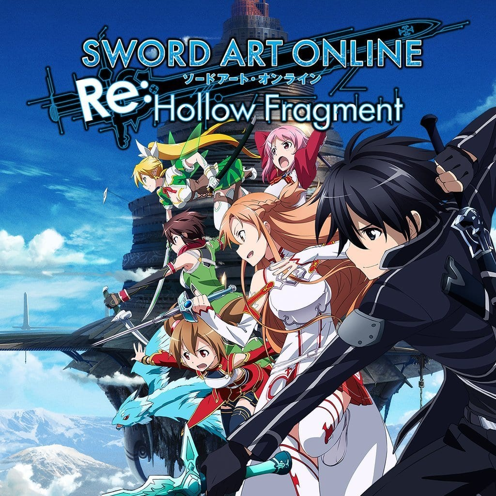 Sword Art Online Re: Hollow Fragment (PS4 Digital Code) $4.99 & More via Amazon