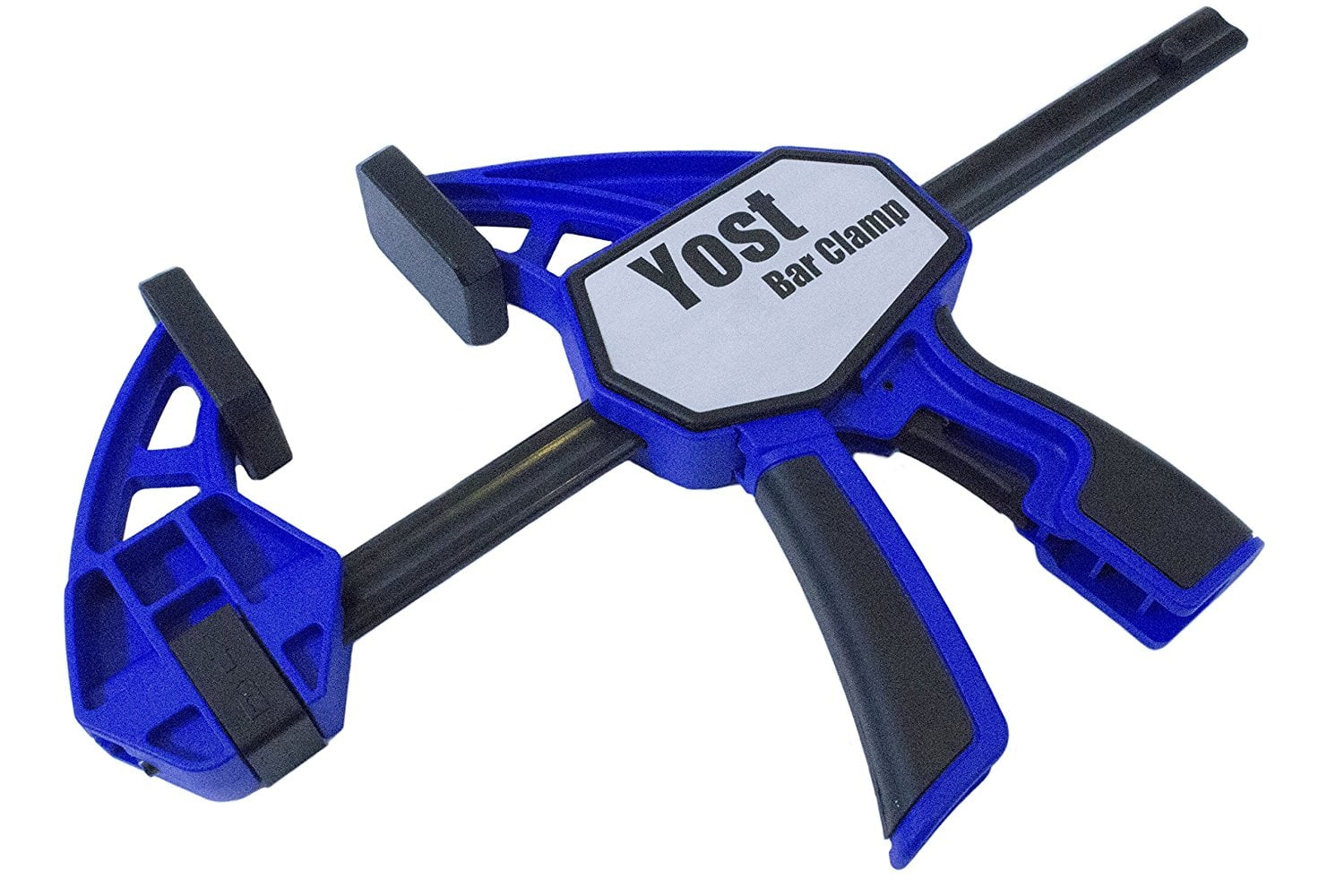"Select Yost Vises and Clamp Tools: Up to 40% Off: 24"" Yost 330 lbs Bar Clamp $16.19, 4"" Yost BV-4 Bench Vise $33.75 & More via Amazon"