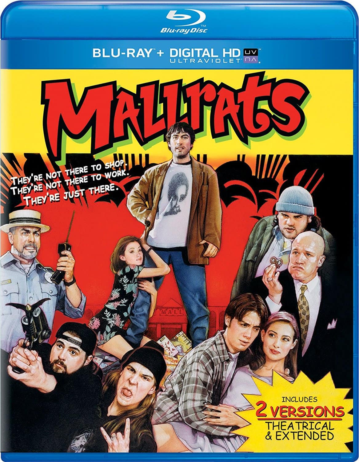Blu-Ray Movies + Digital HD: Mallrats, Rush, The Breakfast Club: 30th Anniv. Edition, or Dracula Untold $4.99 & More + Free In-Store Pickup via Fry's