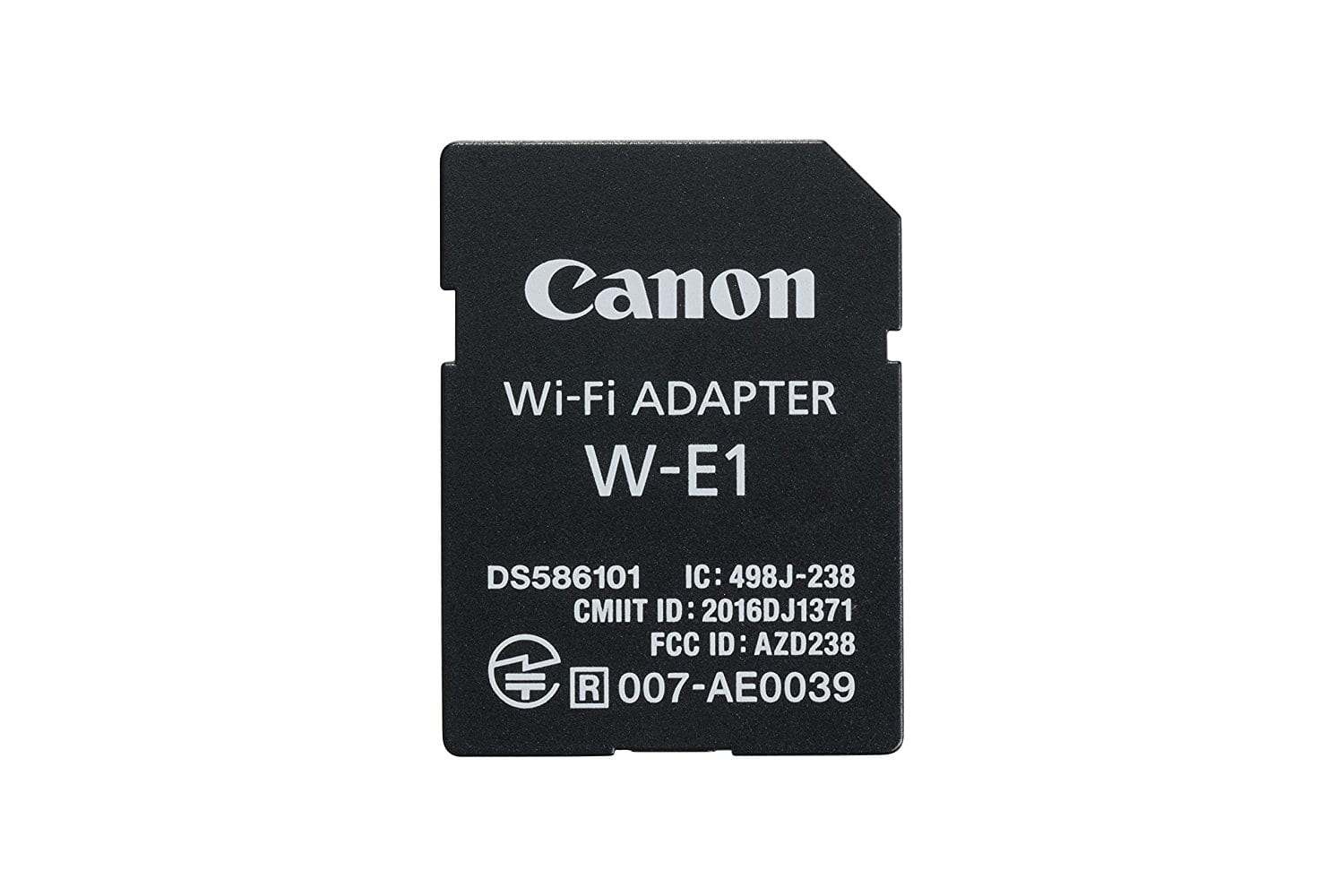Canon WiFi Adapter for 7D Mark II, 5DS, 5DS R DSLR Cameras (W-E1) $28.99 + Free Shipping