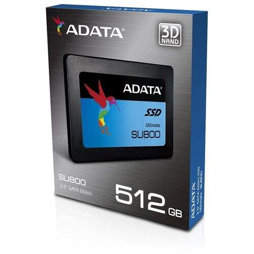 """512GB ADATA Ultimate SU800 3D NAND 2.5"""" Solid State Drive SSD $118.99 + Free Shipping"""