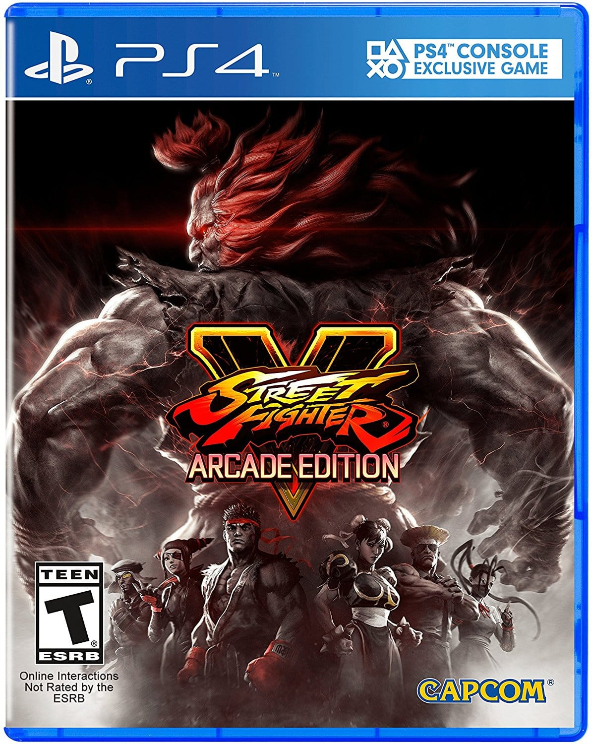 Street Fighter V: Arcade Edition (PS4) $29.99 + Free In-Store Pickup