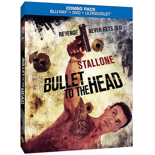 Bullet to the Head (Blu-Ray + Digital Copy) $5 via Amazon or Walmart