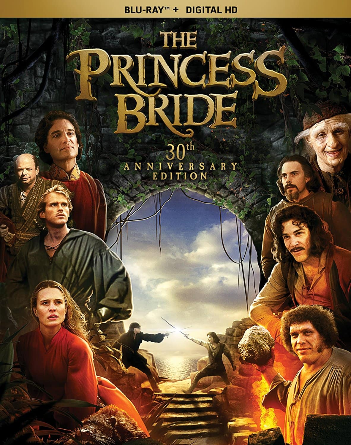 The Princess Bride: 30th Anniversary Edition (Blu-ray + Digital HD) $7.99 or Less via Amazon/Best Buy