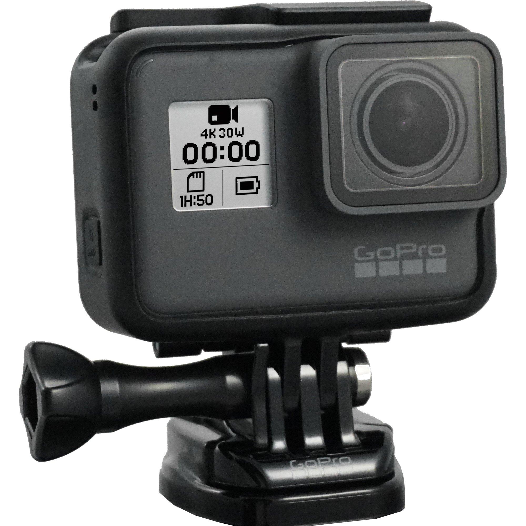 GoPro Hero5 Black 4K Action Camera (Black) $229.46 + Free Shipping