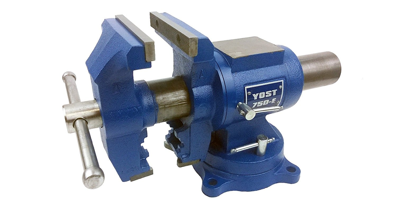 Yost 750-E Rotating Bench Vise $79.99 + Free Shipping for Prime Members
