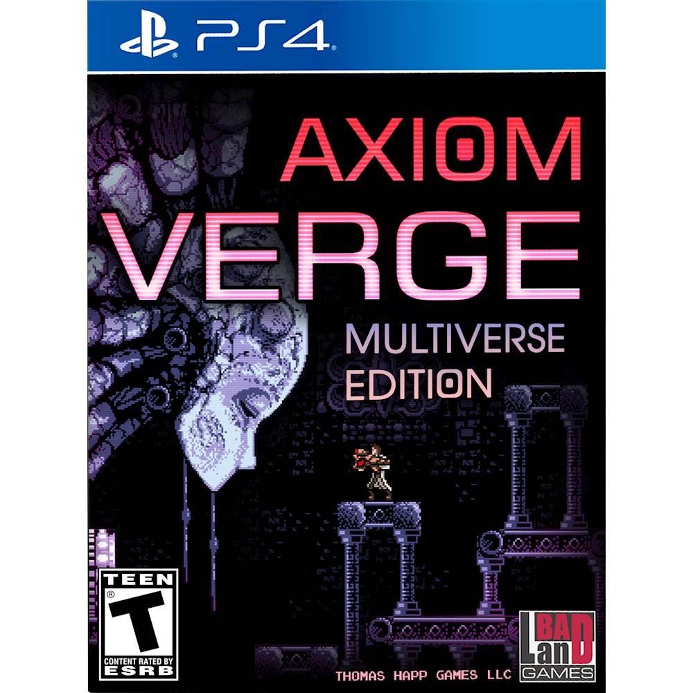 Axiom Verge: Multiverse Edition (PS4) $19.97 via Amazon/GameStop