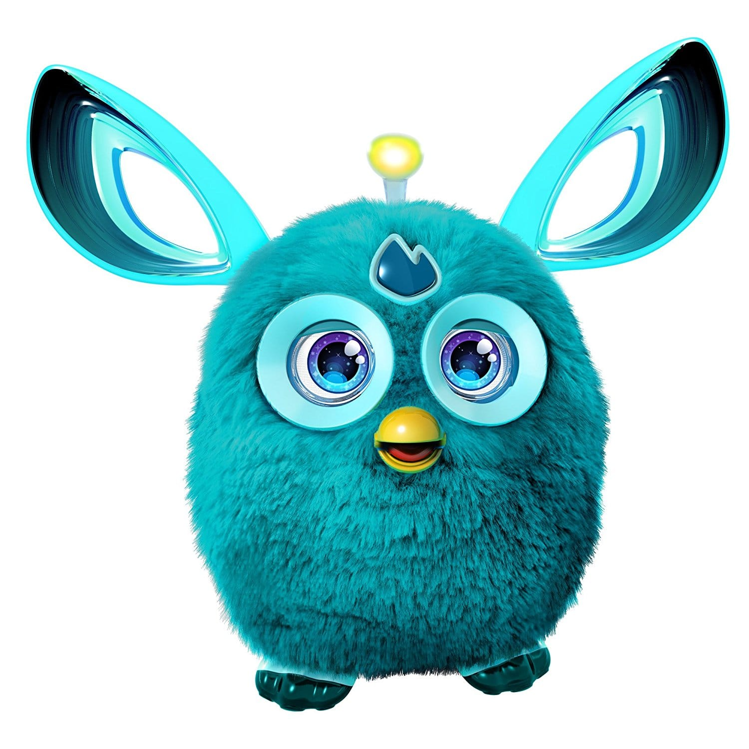 Hasbro Furby Connect Friend Toy Teal Slickdeals