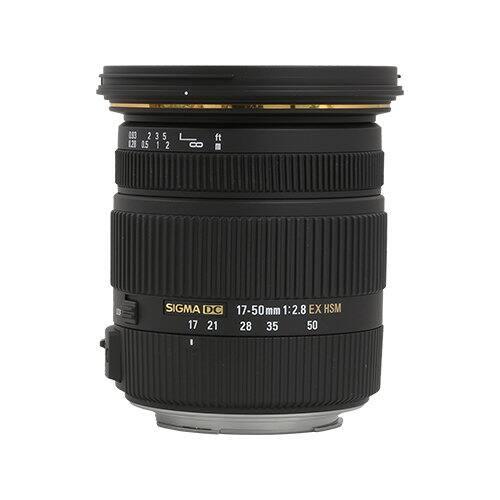 Sigma 17-50mm f/2.8 EX DC OS HSM Zoom Lens (Canon) $249.95 + $24.90 Rakuten Super Points + Free Shipping