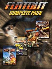 Flatout Complete Pack (PC Digital Download) $4.68 via Green Man Gaming