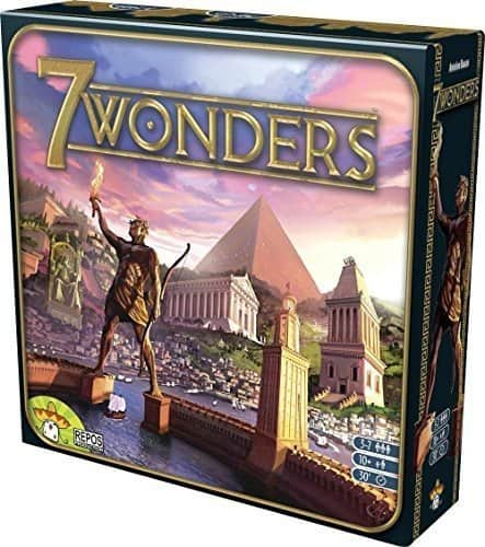Select Board Games: Up to 40% Off: 7 Wonders $28, Pandemic $21.12, Ravensburger Labyrinth $15.99, One Night Ultimate Werewolf Daybreak $11.21 & Many More Selection via Amazon