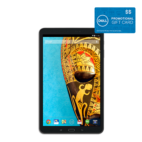 "16GB Samsung Galaxy Tab A 10.1"" Tablet + $50 Dell eGift Card $199.99 + Free Shipping via Dell"