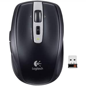 Logitech MX Anywhere Mouse w/ Unifying Receiver $28.99 + Free Shipping via Dell