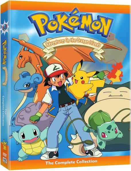 Pokemon: Adventures in the Orange Islands: The Complete Collection (DVD) $9.96 + Free In-Store Pickup via Walmart/Amazon