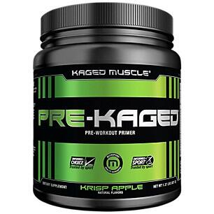 Kaged Muscle Products: Extra 20% Off $75 Coupon: 3x Pre-Kaged Pre-Workout Supplement (20 Serv.) $76.78 or Less & More + Free Shipping via Vitamin Shoppe