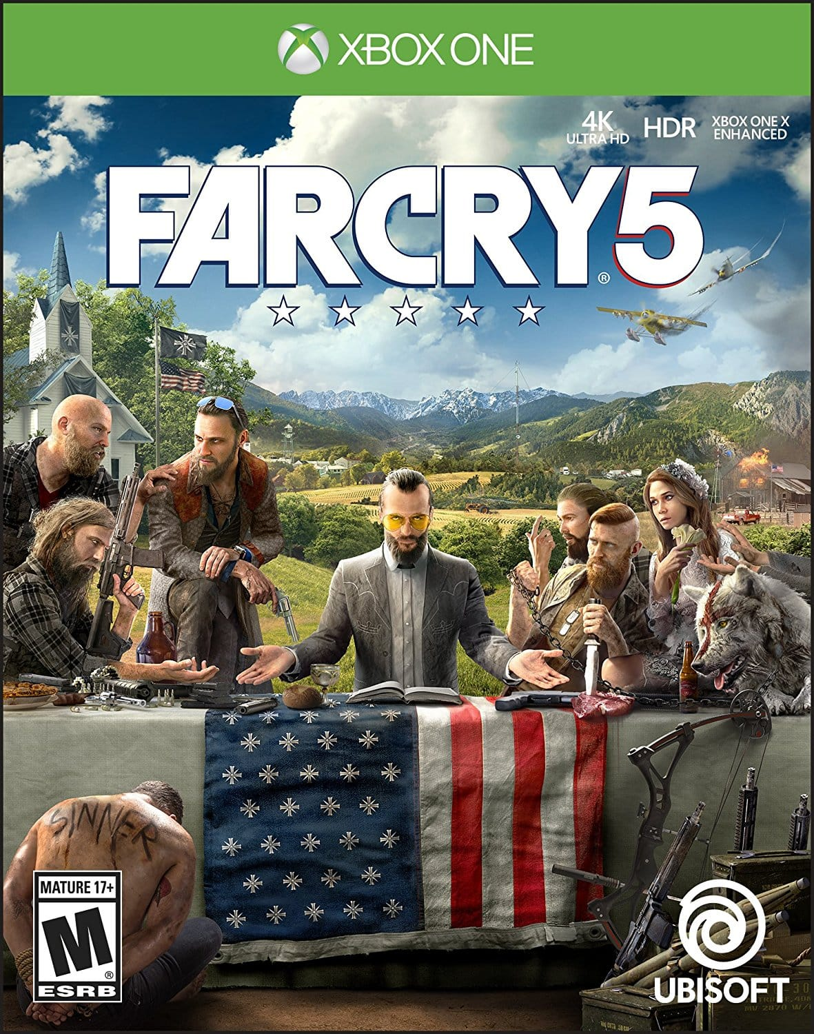 Far Cry 5 (Xbox One) $40 + Free Shipping